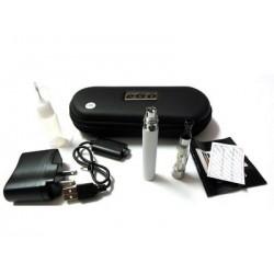 Cigarro Electrónico-Color Blanco-EGO T Kit 900 mah-1.6 ml CE4 Atomizer-Cargador USB-Estuche