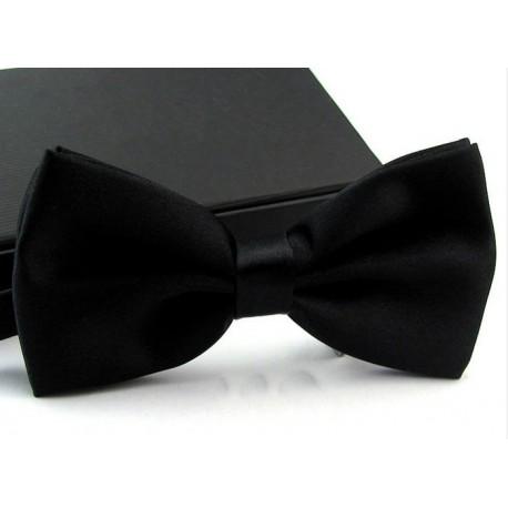Corbata Michi - Color Negro